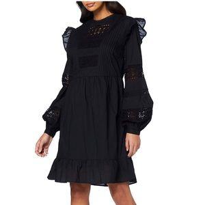 100% cotton skater dress